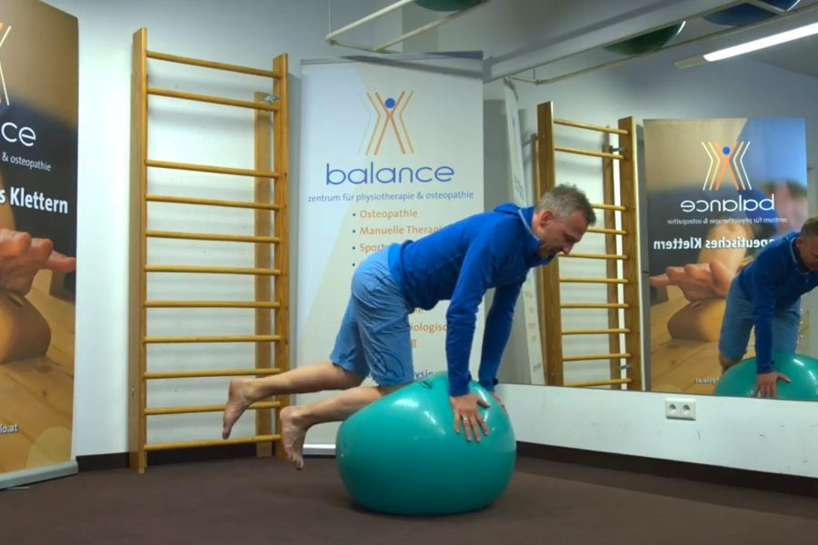 Imagevideo Physiotherapie Balance Kitzbühel