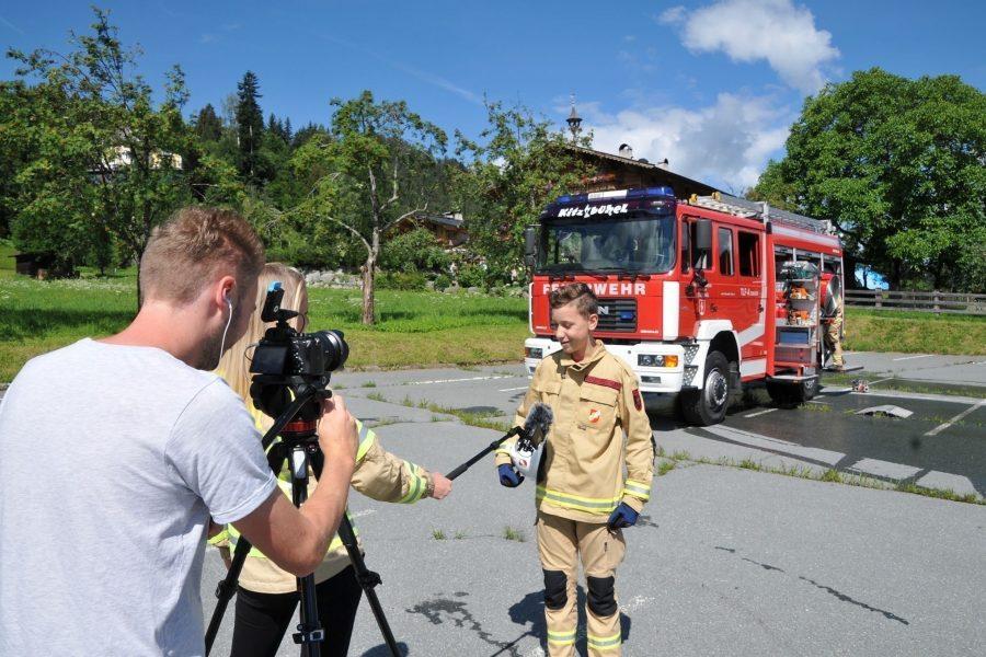 Jugendfeuerwehr Kitzbühel